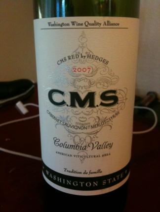 Drupal CMS Wine
