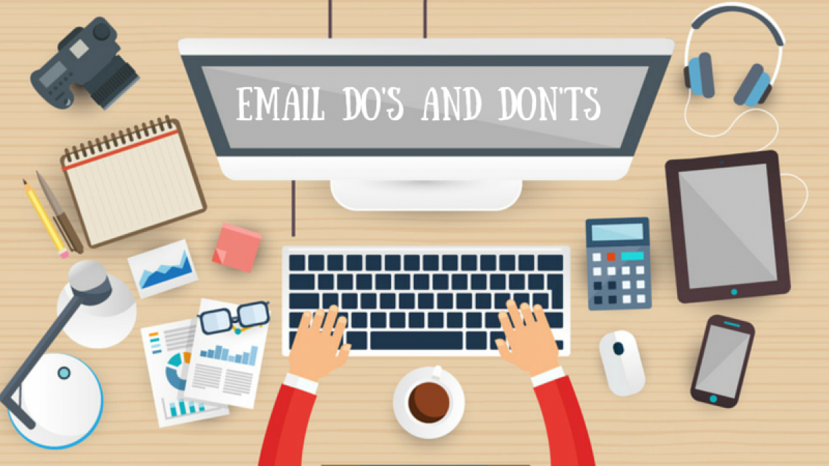 The Do's and Don't's of Emailing at Work | LevelTen Dallas, TX