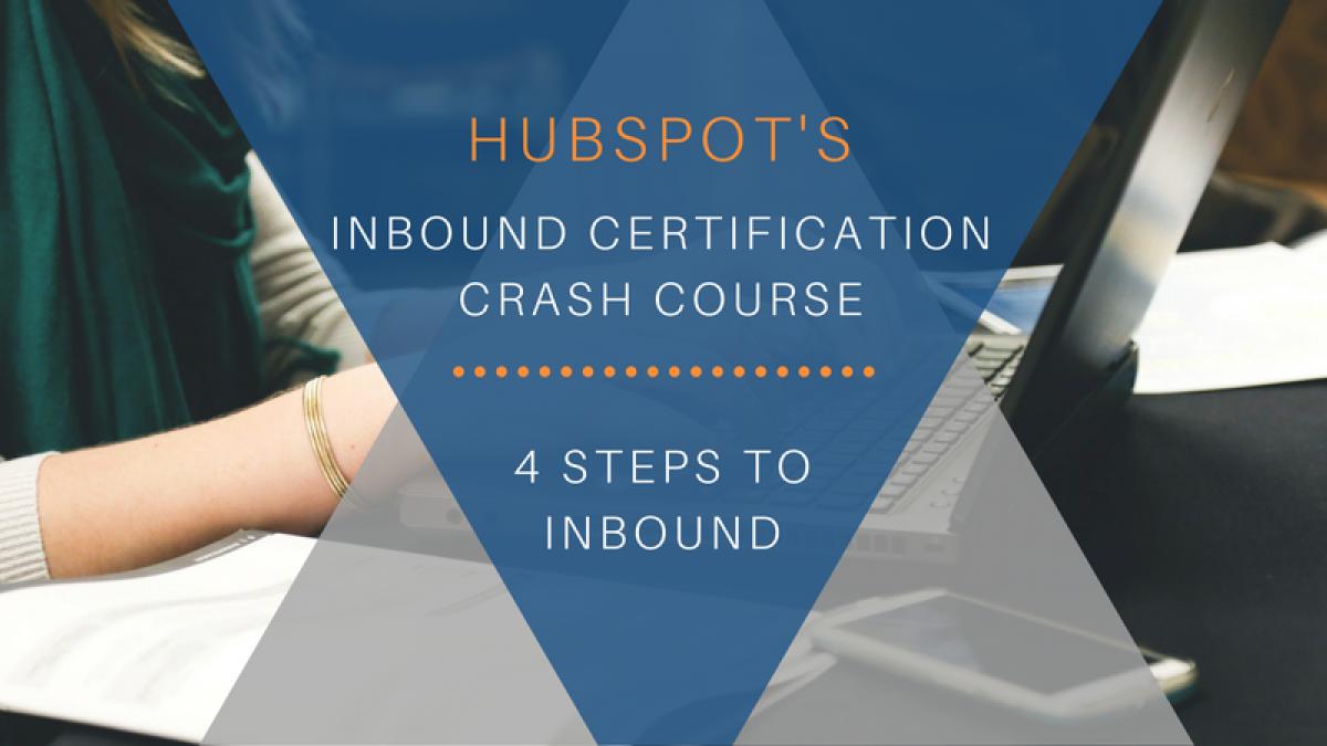 4 steps to inbound