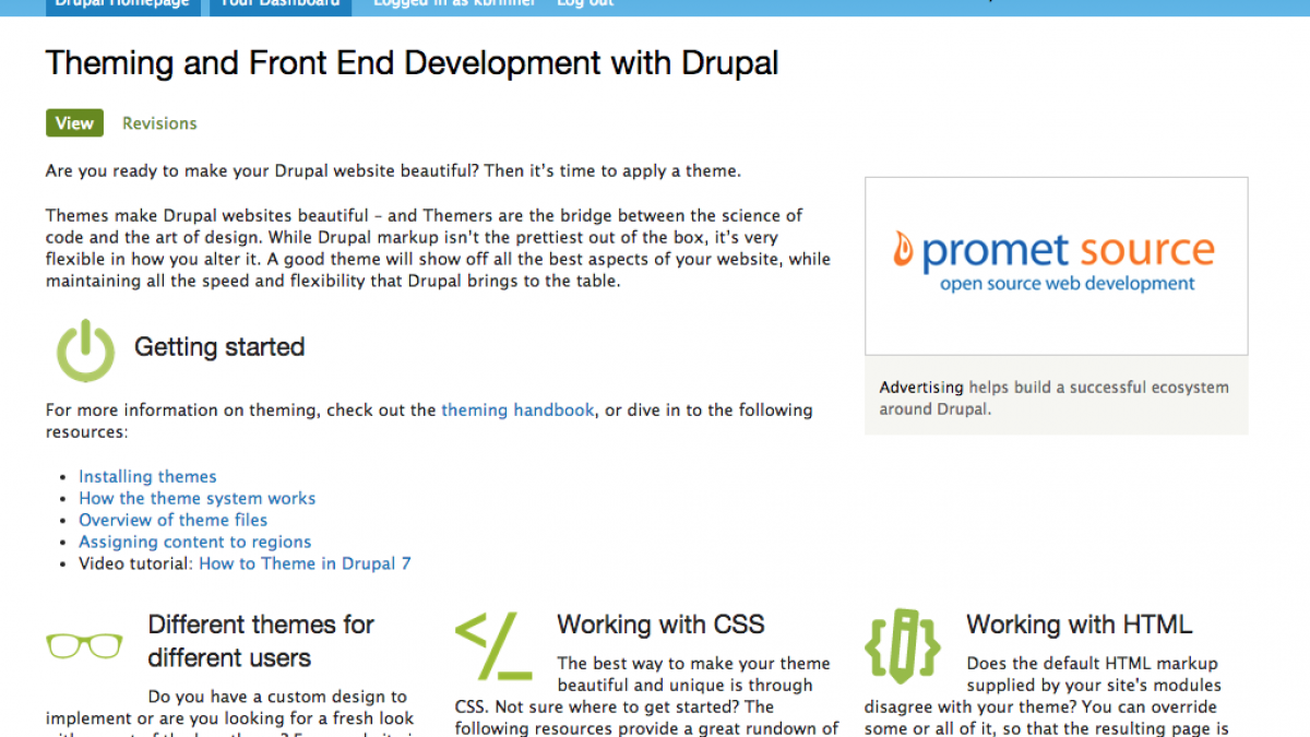 Drupal Theming - A Basic Primer on Template.php and Template Files ...