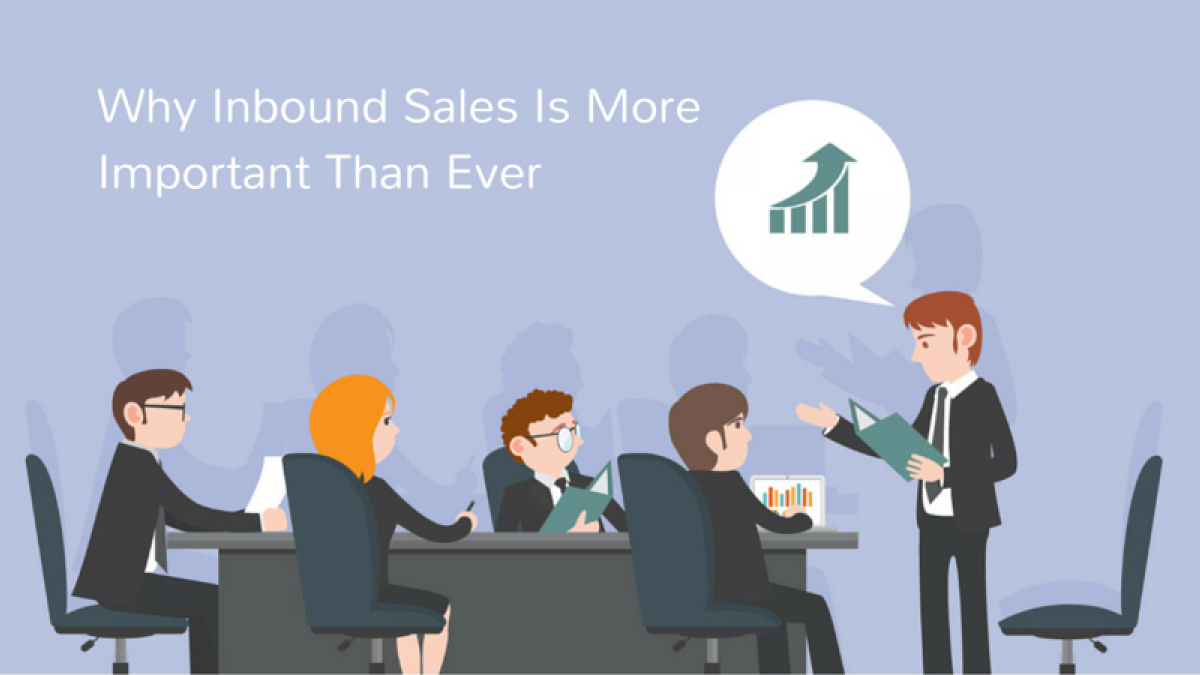 Why Inbound Sales Is More Important Than Ever
