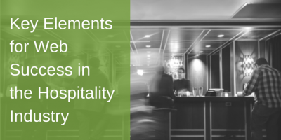 successful web design in the hospitality industry.