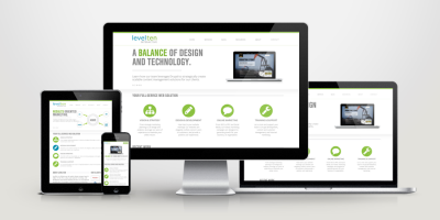 Level Ten Responsive Site