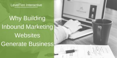 inbound marketing websites grow business