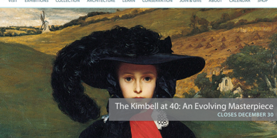 The Kimbell Art Museum