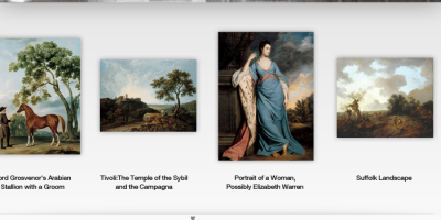 The Kimbell Art Museum iPad App