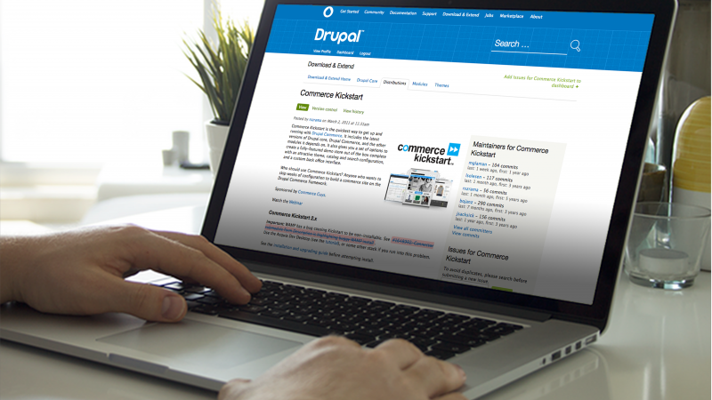 drupal commerce and email