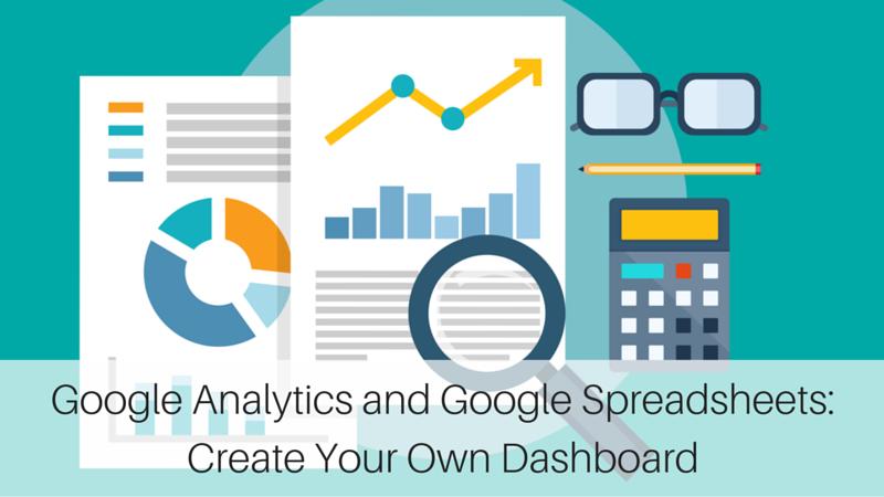 google analytics spreadsheet
