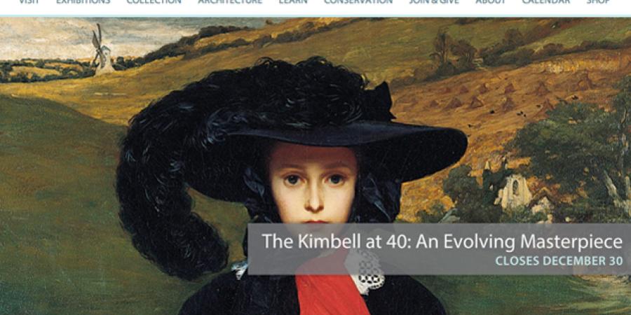 The Kimbell Art Museum