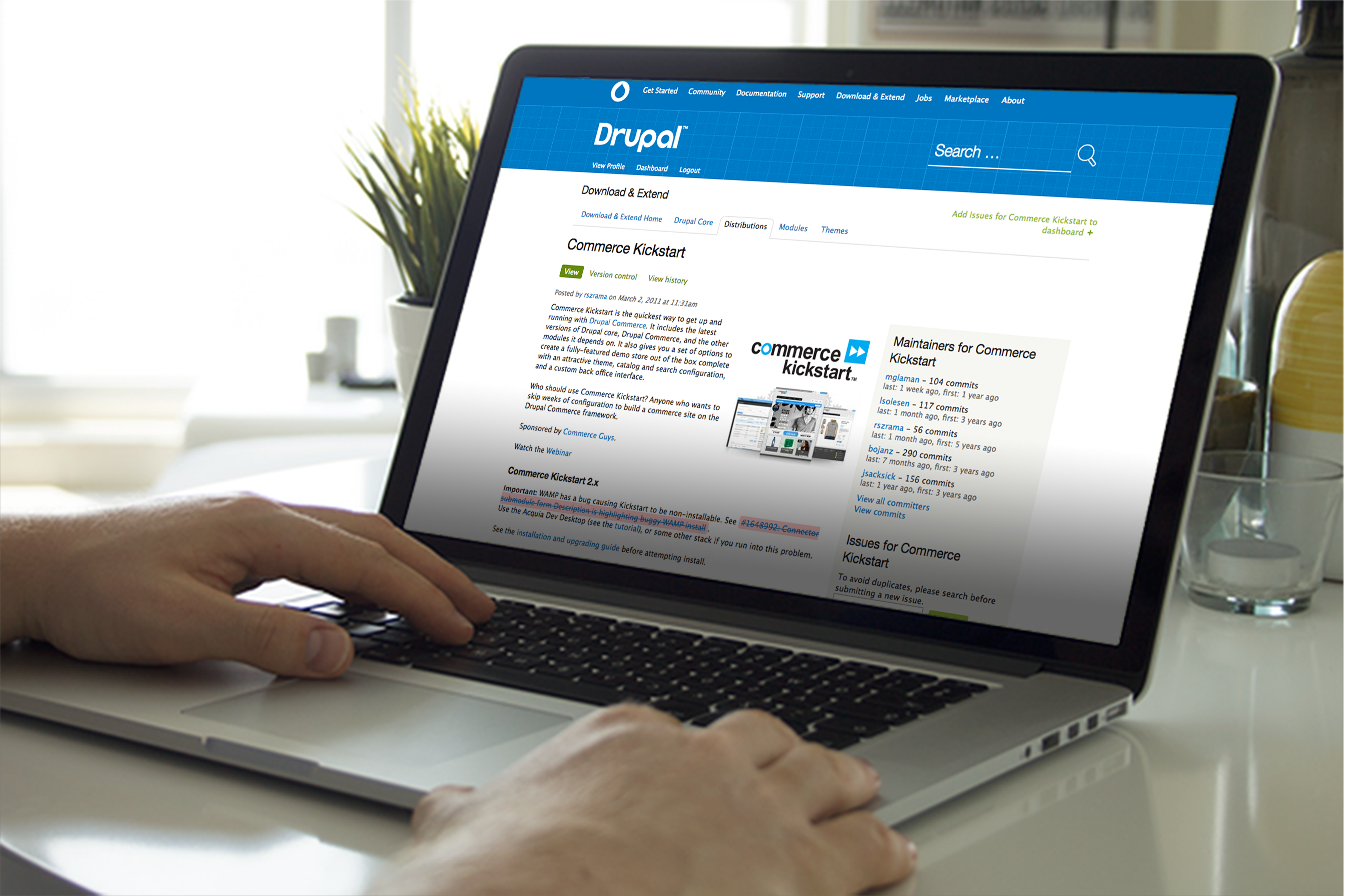 How to set up Drupal Commerce Message to send emails to the store