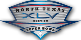 north texas super bowl 45 host committee logo