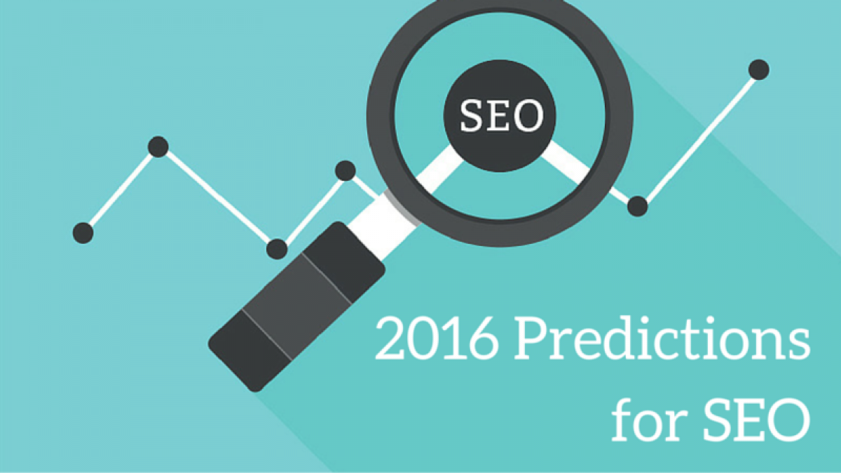 2016 predictions for seo