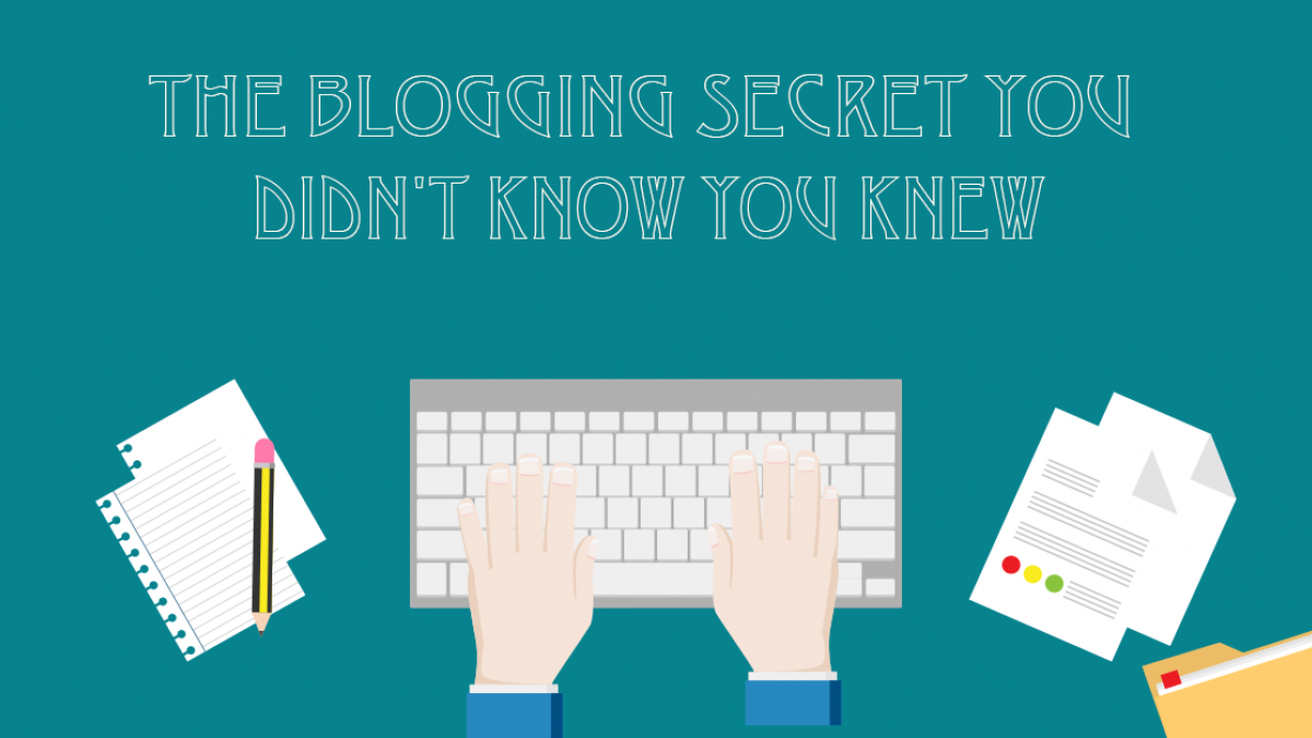 bloggingsecret