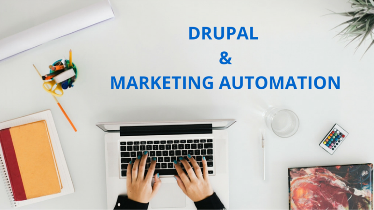 drupal and marketing automation