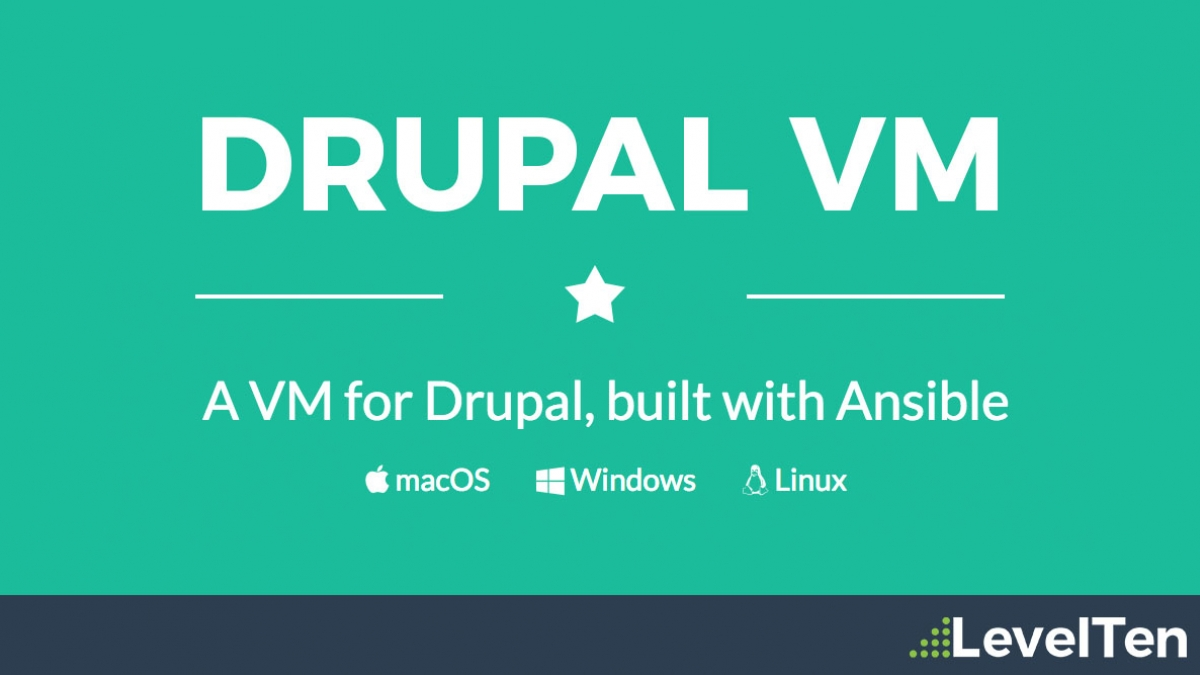 DrupalVM featured image