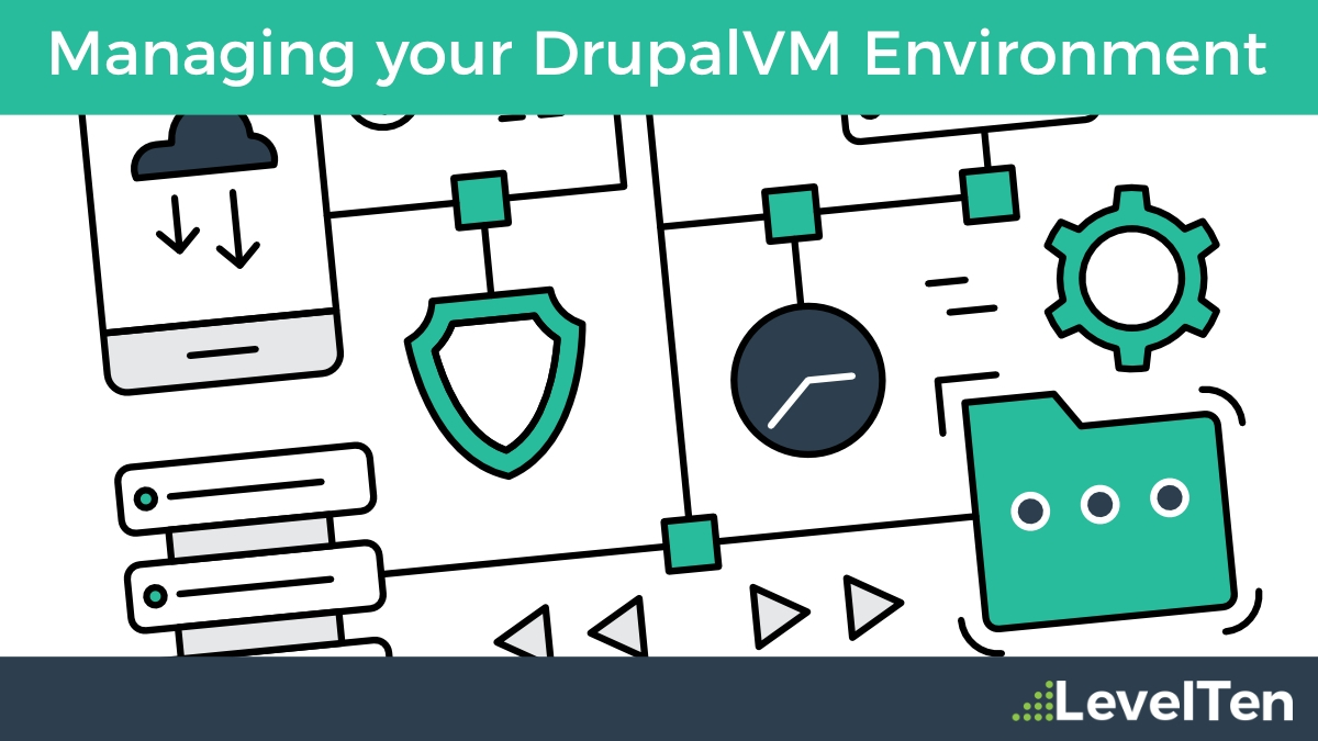 Managing your DrupalVM environment (featured image)