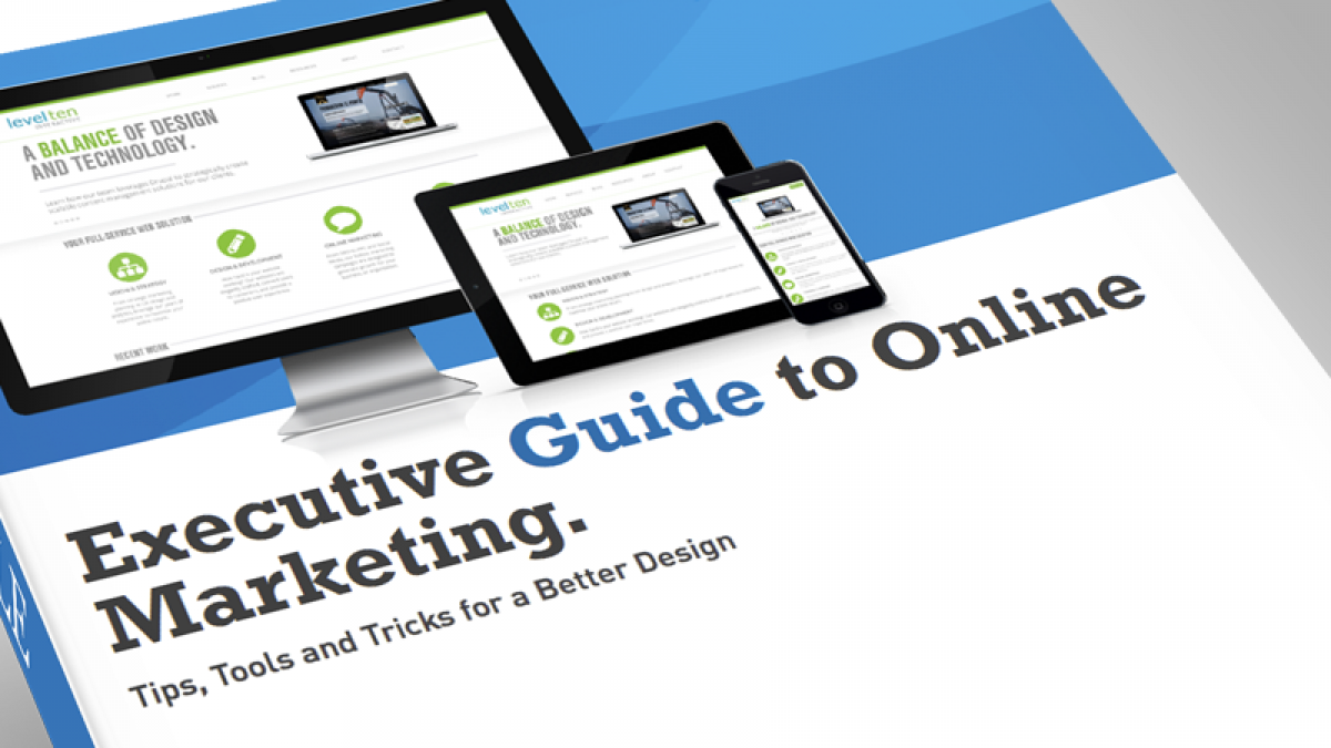 How To Create An Ebook Template For Web Content Marketing