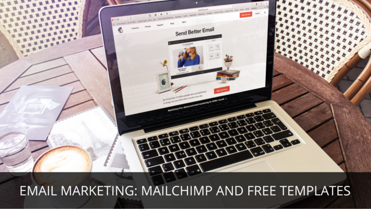 email marketing  mailchimp and free templates