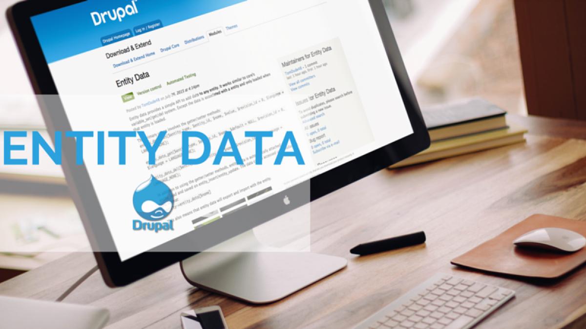 entity data