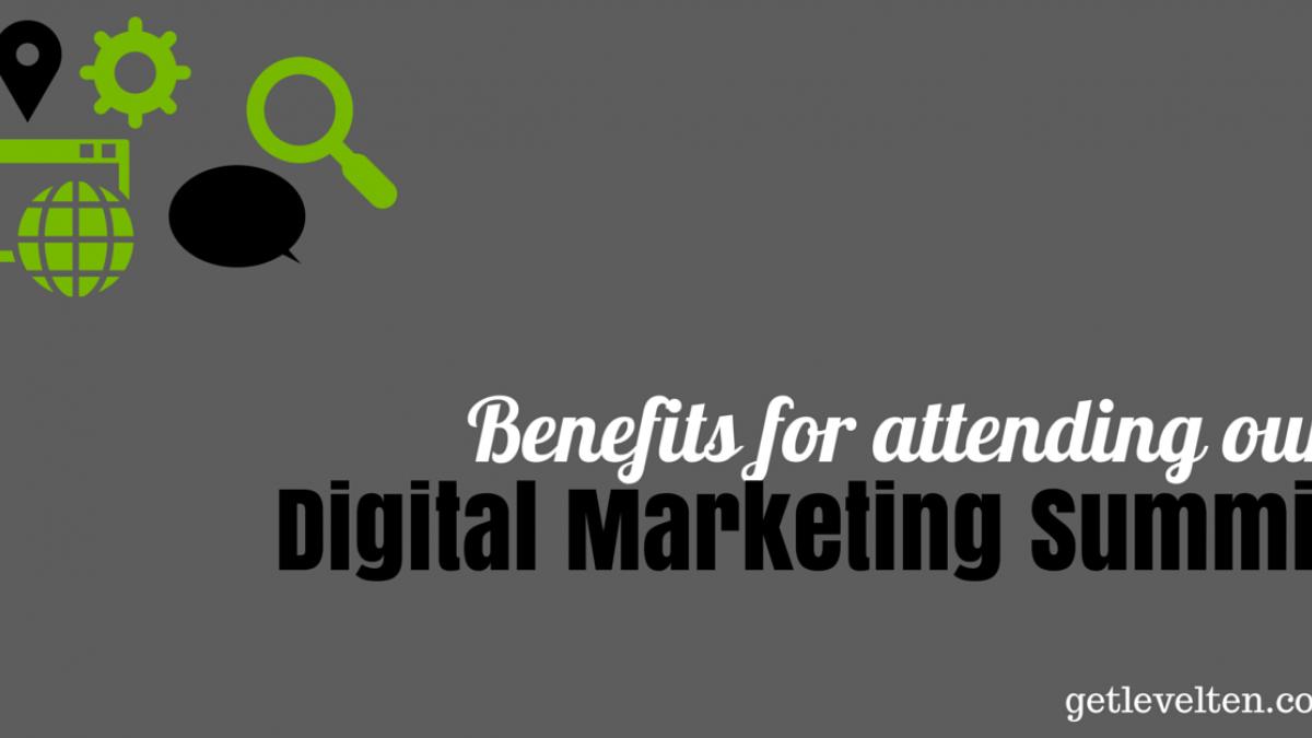 digital marketing summit