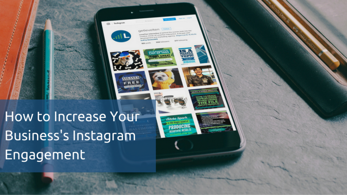 increase instagram business engagement