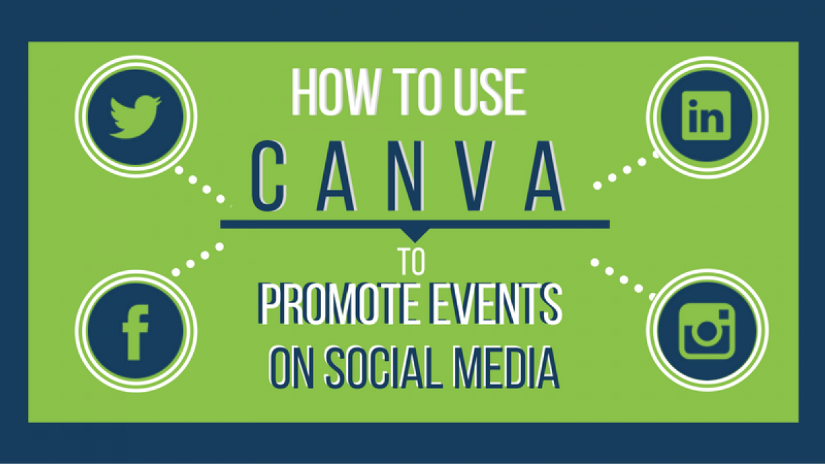 how to use canva to promote on social media 1