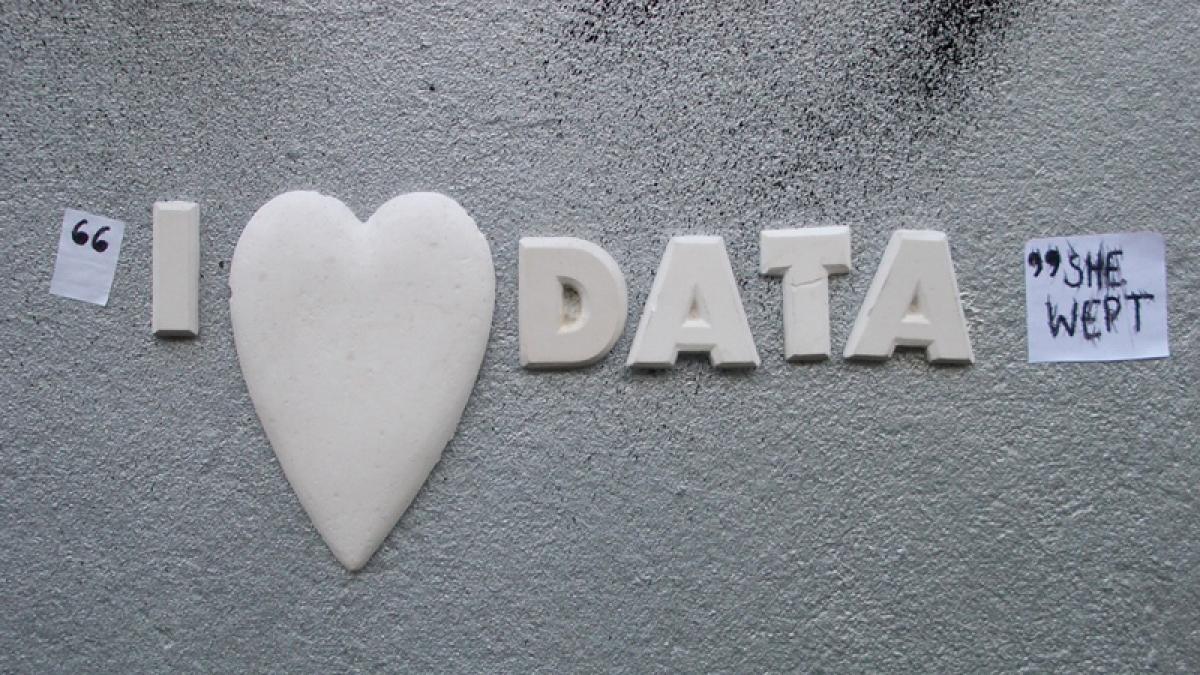 i love data