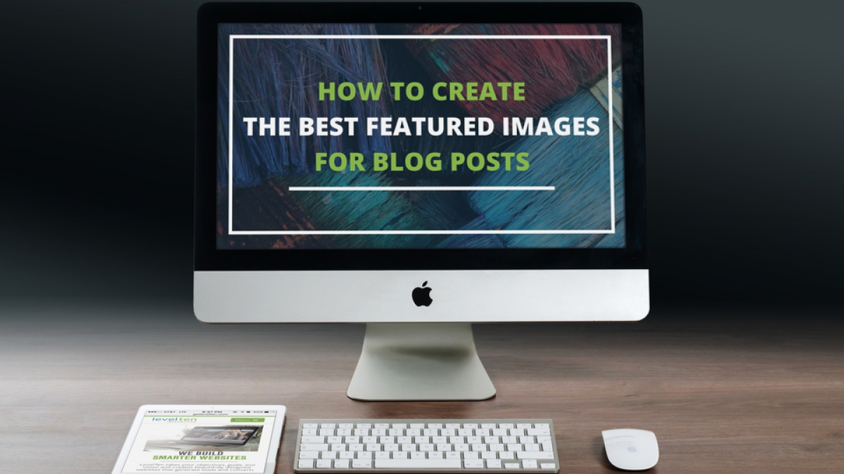 create the best featured images