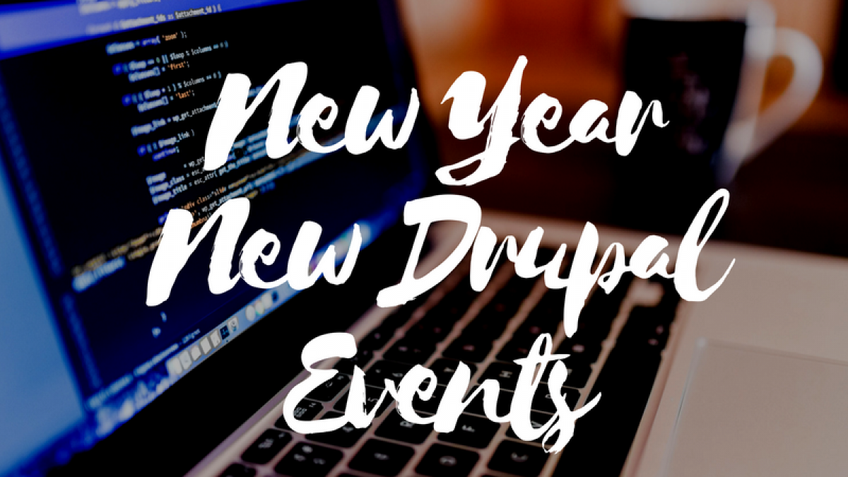 new yearnew drupal events