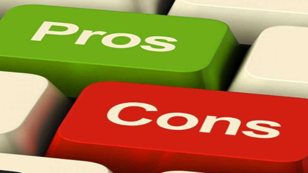 Binary options pros cons