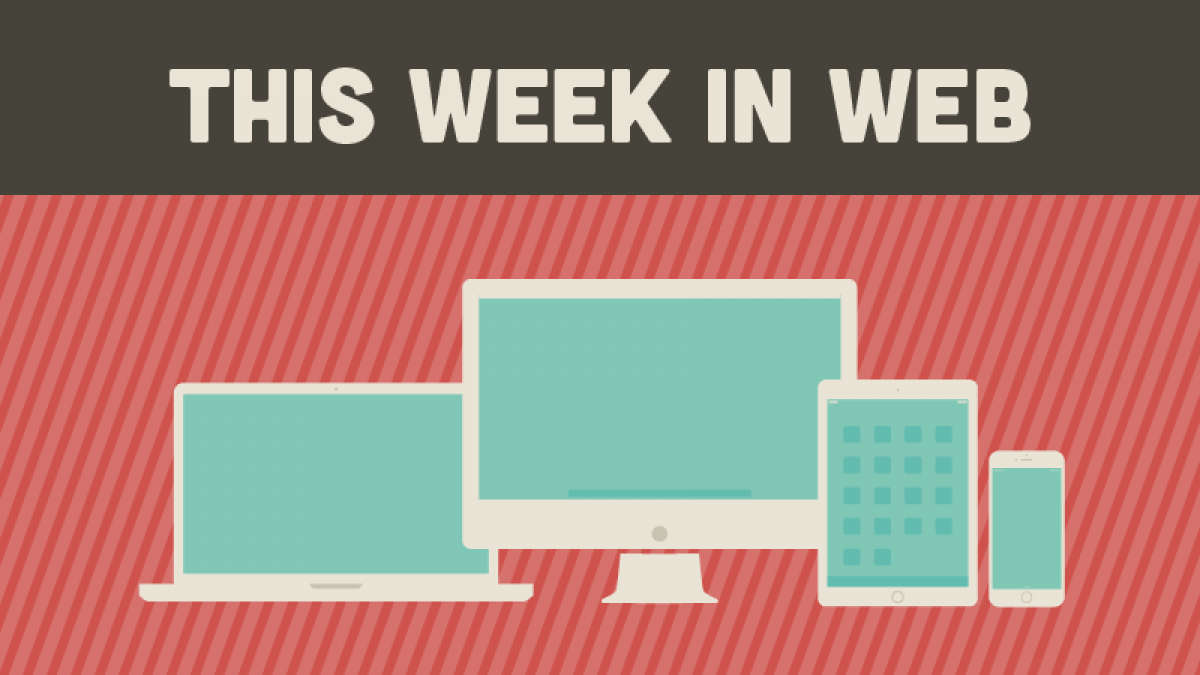 this week in web 8