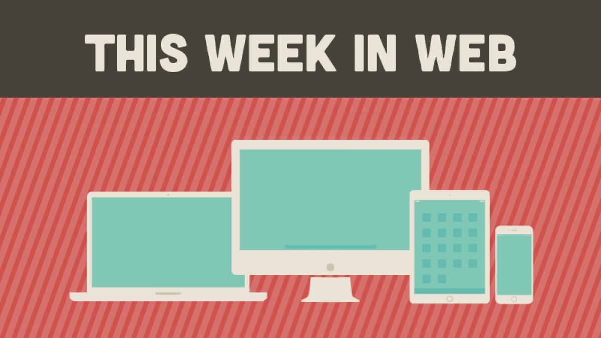 this week in web