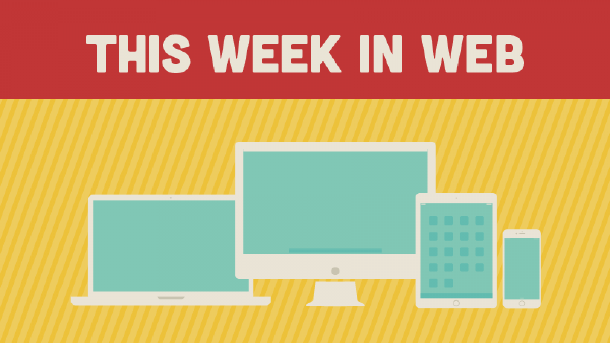 this week in web