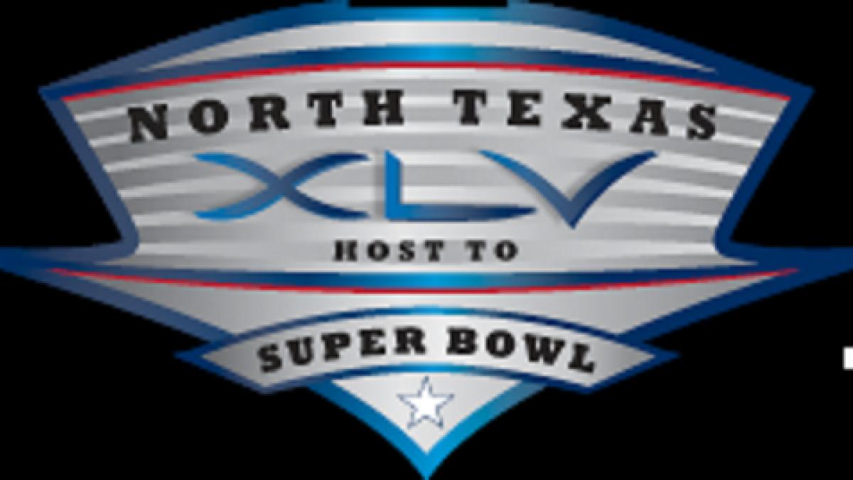 Super Bowl 45 Logo 0