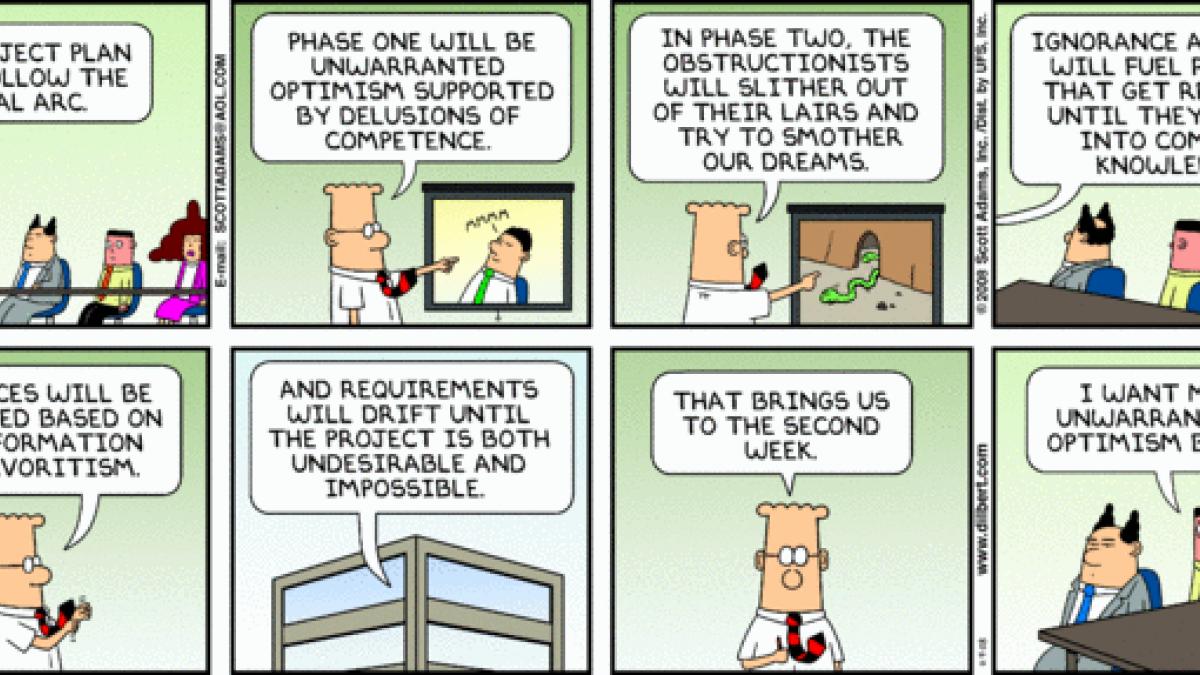 dilbert planning cartoon 6