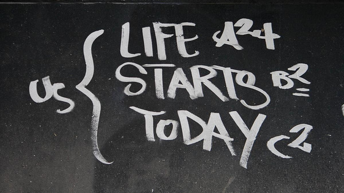 life starts