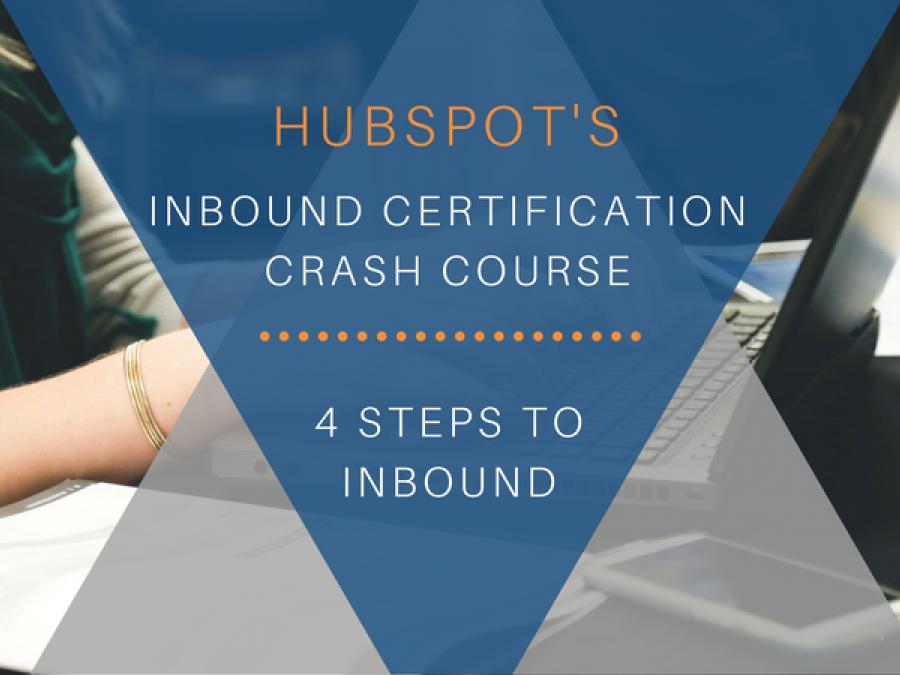 HubSpot\'s Inbound Certification Crash Course   LevelTen Dallas, TX
