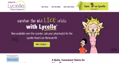 Lycelle homepage