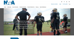 NATA National Atheletic Trainers' Association Homepage