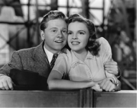 wait and see judy garland and mickey rooney