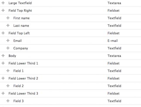 three column webform bootstrap