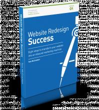 Website Redesign Success ebook